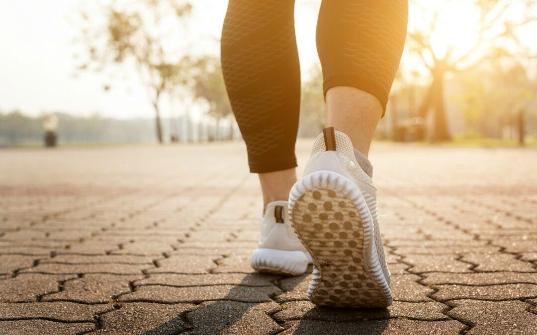 Article and Comment: Is walking enough exercise?