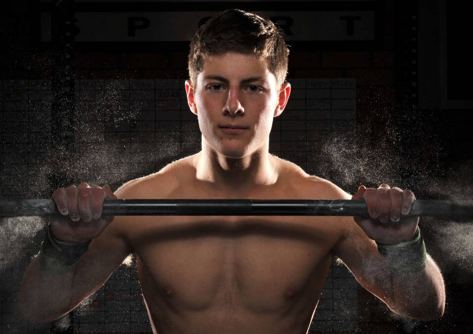 Article and Comment: Schoolboys learning life lessons at the bench press