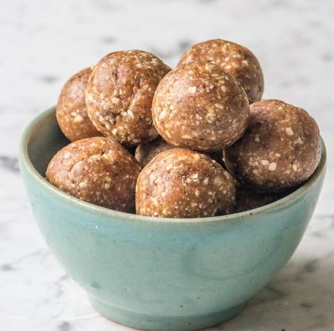 Peanut Butter Energy Balls Recipe